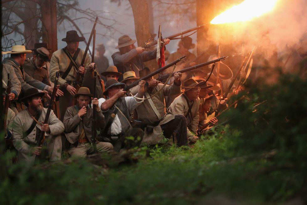 Le foto della battaglia di Gettysburg, 150 anni dopo