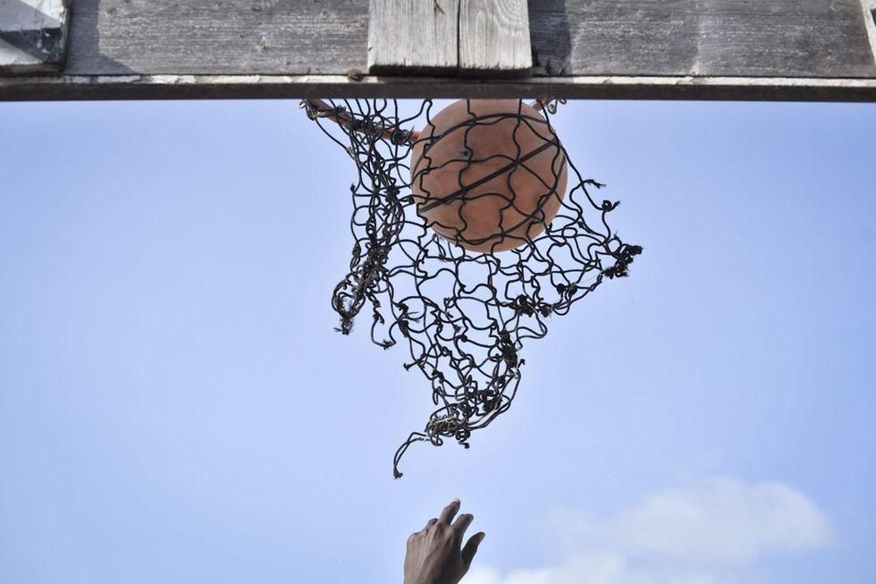 A Mogadiscio si gioca di nuovo a basket