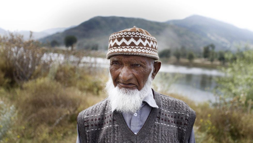 L'uomo più vecchio del mondo e altre foto del giorno, 22.7.13