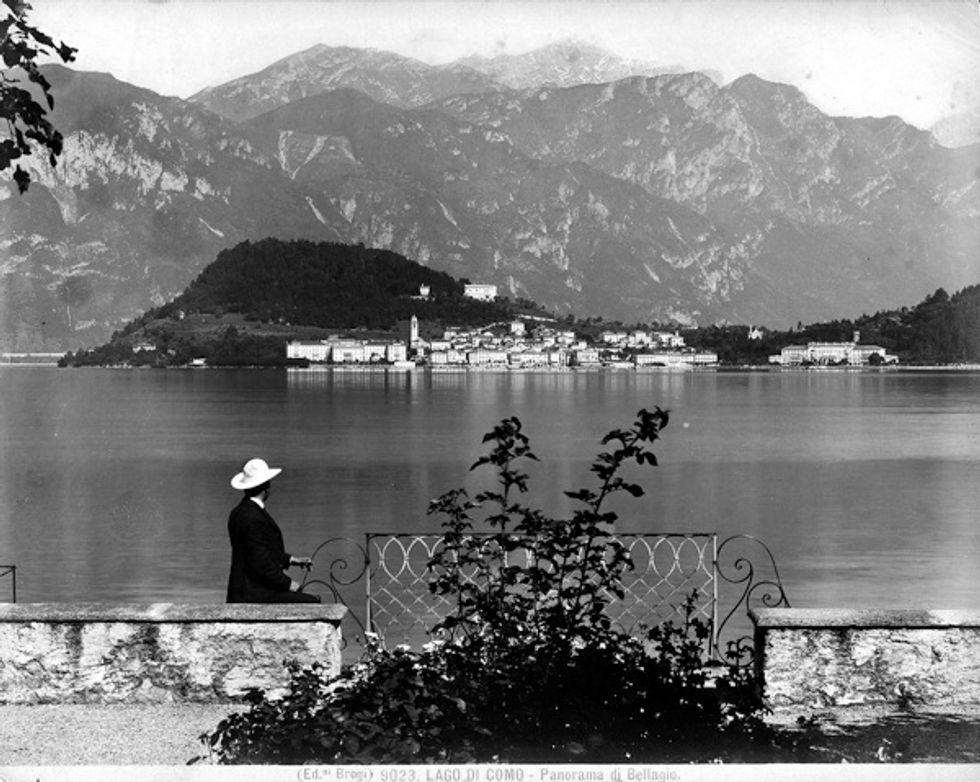 Andiamo al Grand Hotel: la vita in albergo sul Lago di Como agli albori del '900