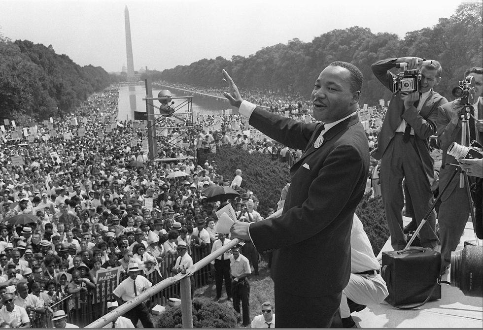 'I have a dream' di Martin Luther King: 50 anni fa la marcia su Washington