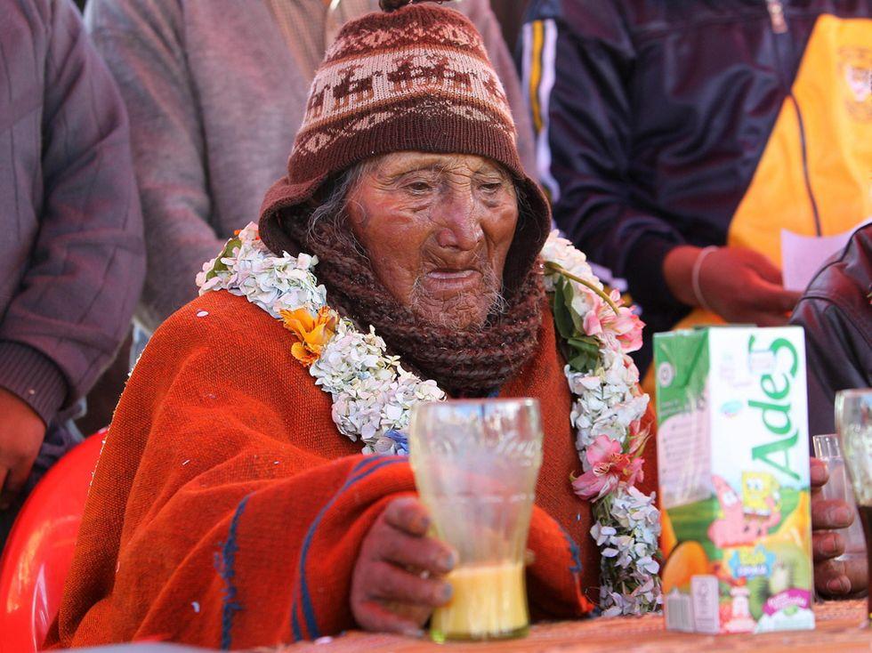 Carmelo Flores Laura, 123 anni, è l'uomo più vecchio del mondo (forse)