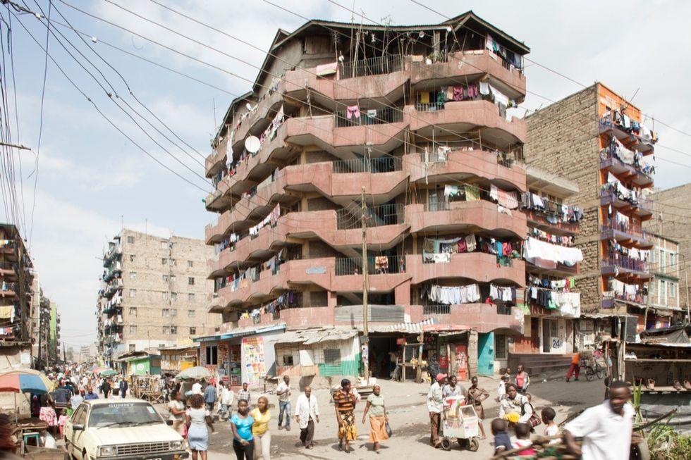 Made in Slums: la bidonville di Mathare a Nairobi