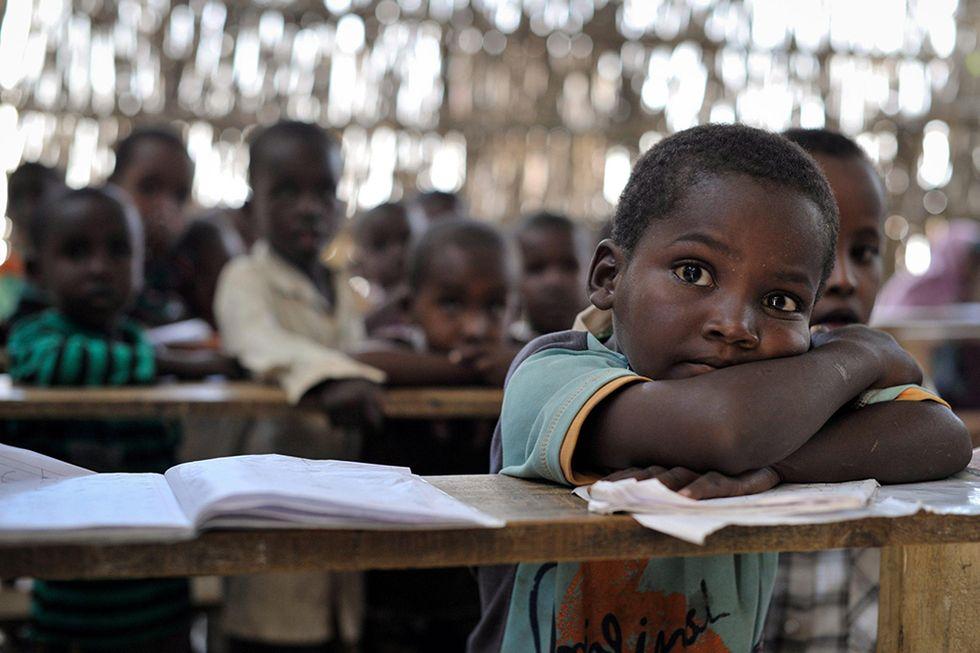 Somalia, a scuola dalla dottoressa Hawa Abdi
