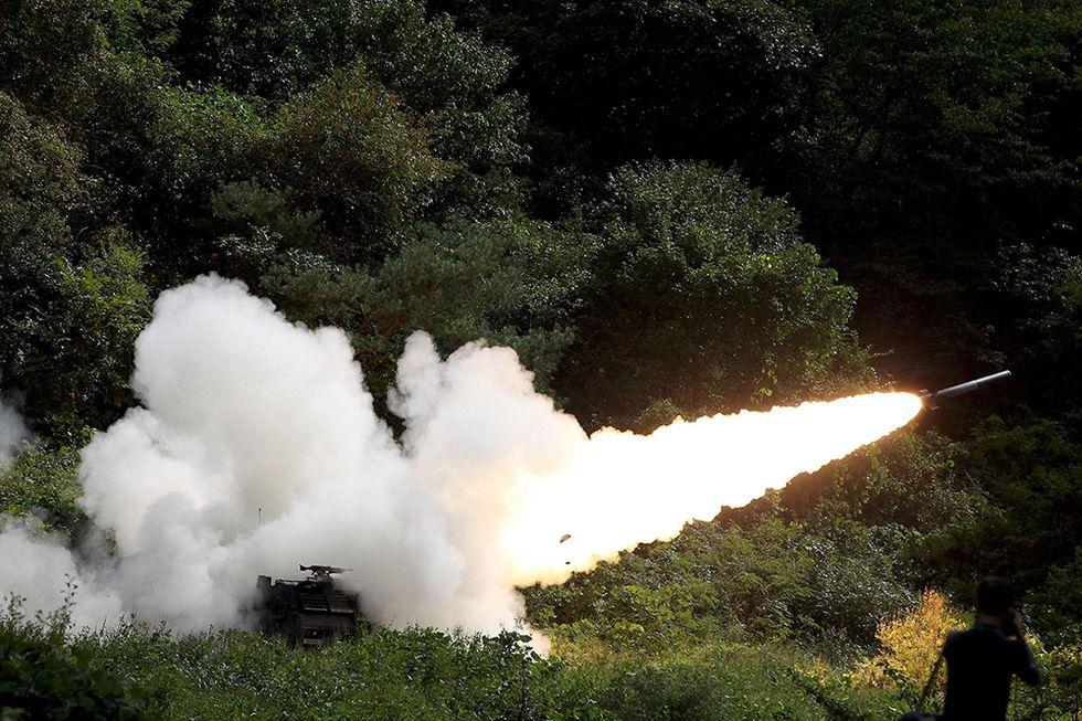 Esercitazioni militari USA in Corea del Sud