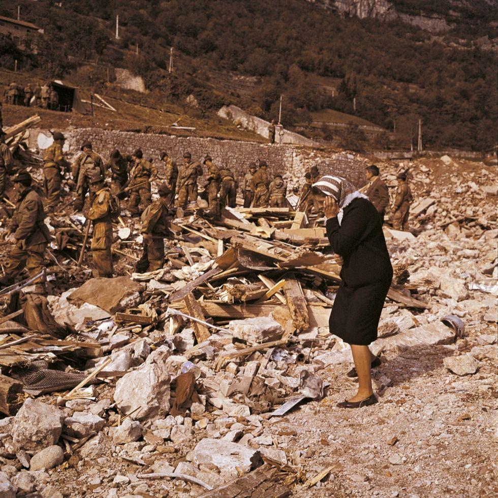 Vajont 50 anni dopo: cronaca di un disastro annunciato