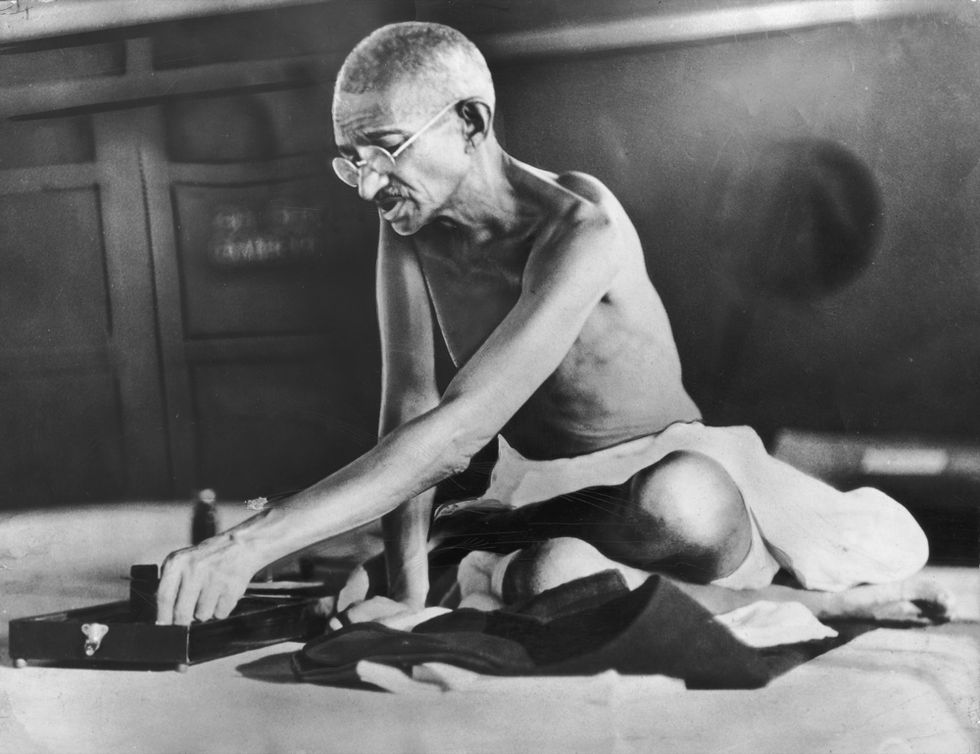 Mahatma Gandhi: un ricordo a 144 anni dalla nascita