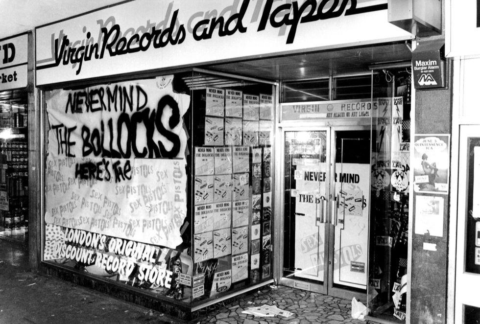 From Sex to Punk: fotografie di John Tiberi