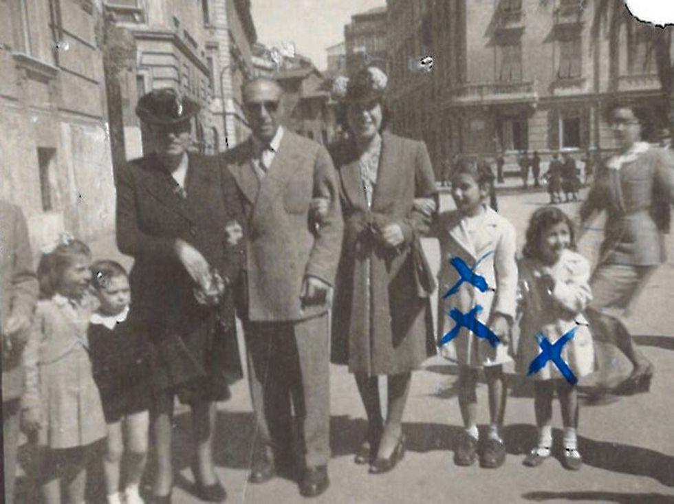 16 ottobre 1943: il rastrellamento nel ghetto di Roma