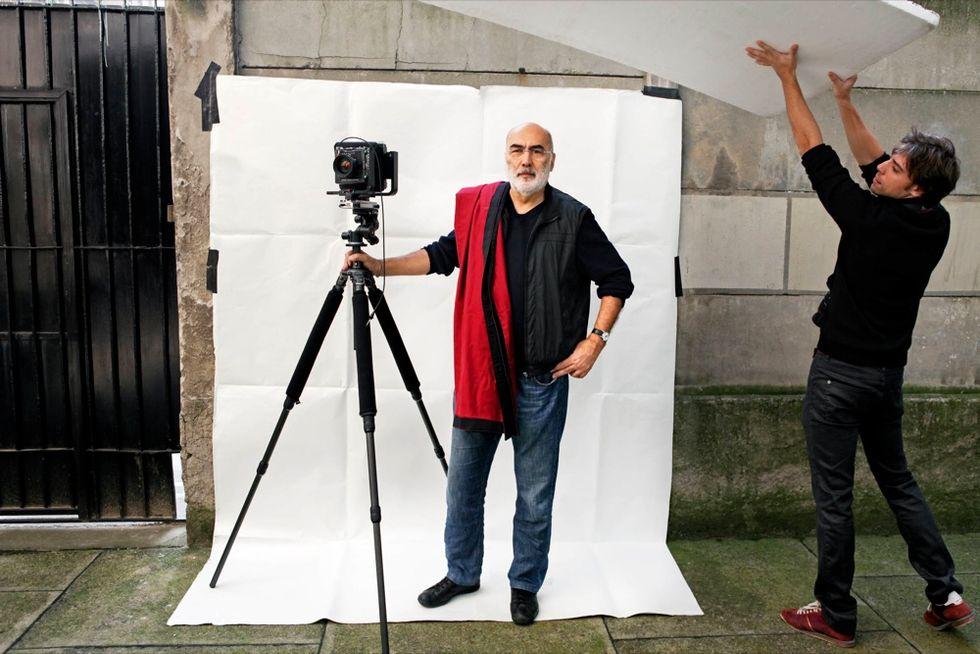 Gabriele Basilico, fotografie dalle collezioni del MAXXI