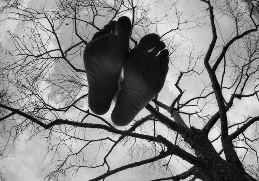 Tra acqua e cielo. Il corpo e la natura secondo Arno Minkkinen