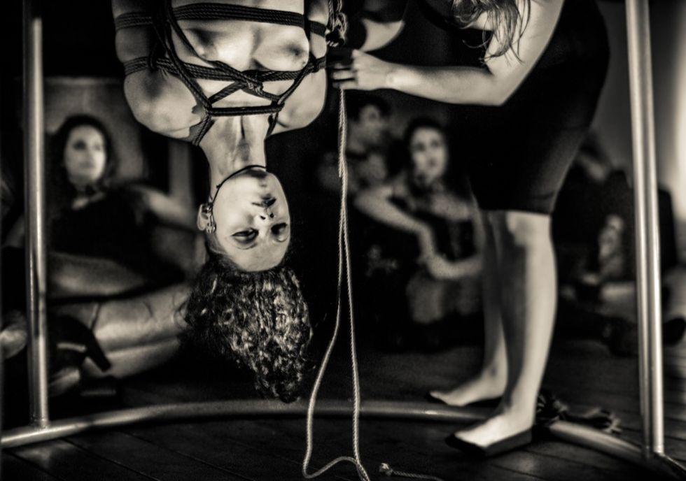 La serata Ritual fotografata da Francesco Cabras