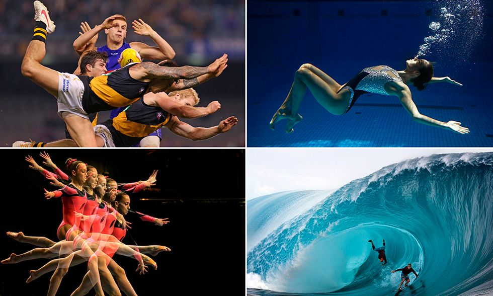 Le foto più belle del 2013 - Sport