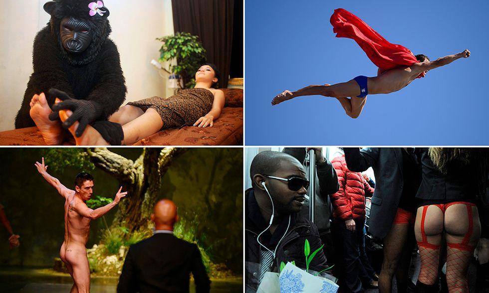 Le foto più divertenti del 2013