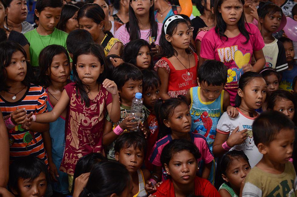 La vigilia di Natale nelle Filippine