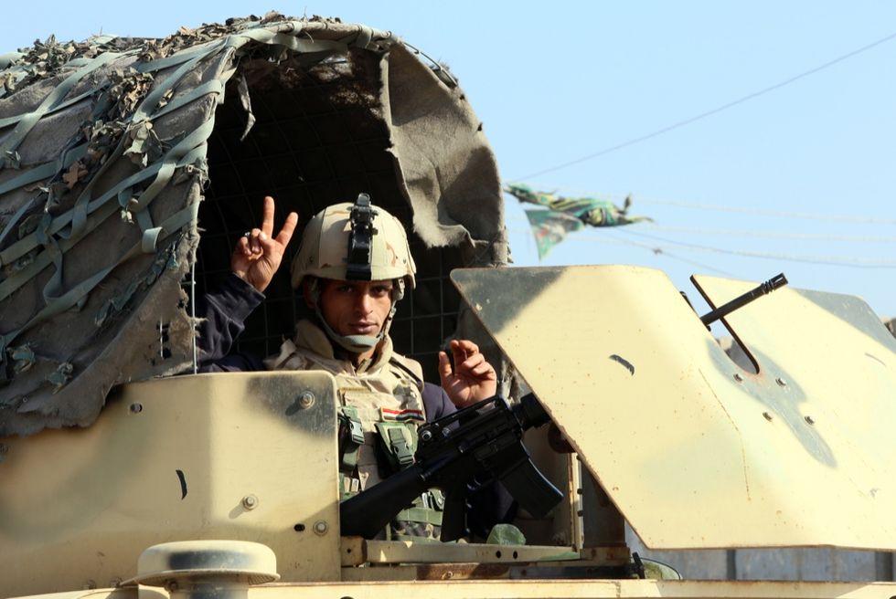 Le guerre del mondo: Iraq. Posti di blocco a Baghdad