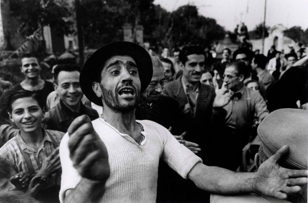 Robert Capa in Italia 1943-1944, la mostra a Firenze
