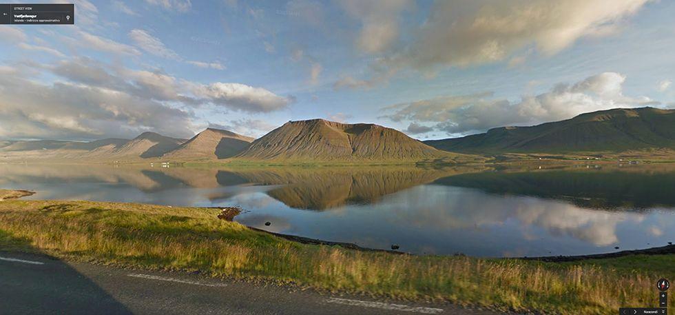 Google Street View: i viaggi del venerdì