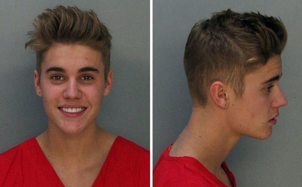 Justin Bieber in arresto e altre foto del giorno, 23.1.2014