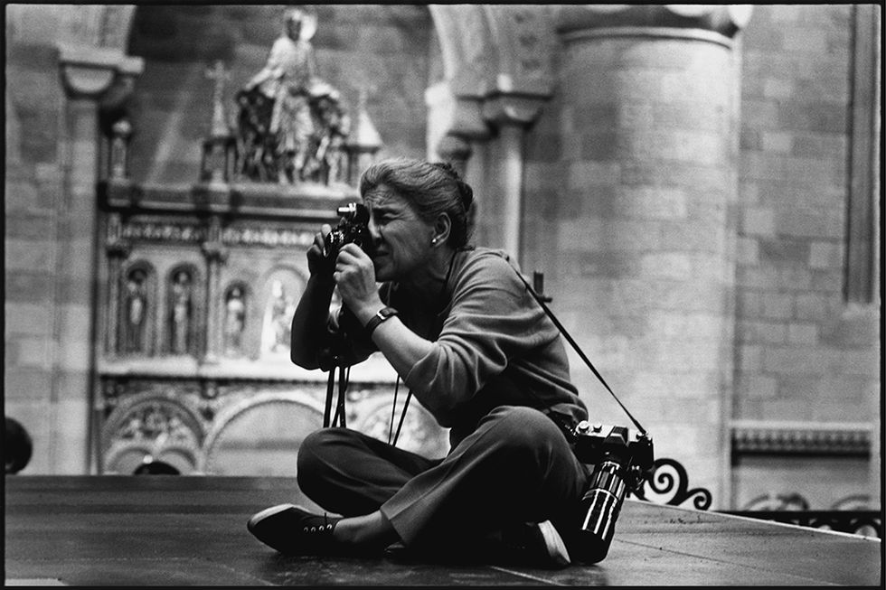 Eve Arnold in retrospettiva a Torino