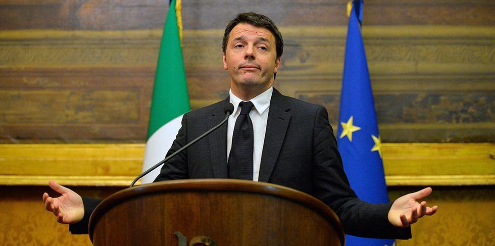 Consulta, perché Renzi ha bisogno di Grillo
