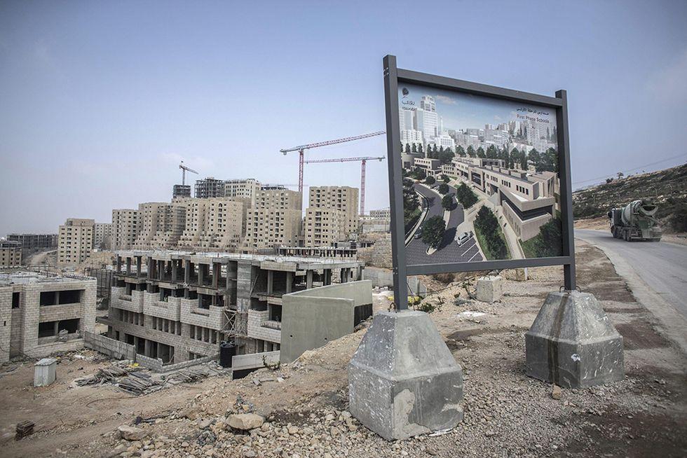 Rawabi, la città nuova della Cisgiordania