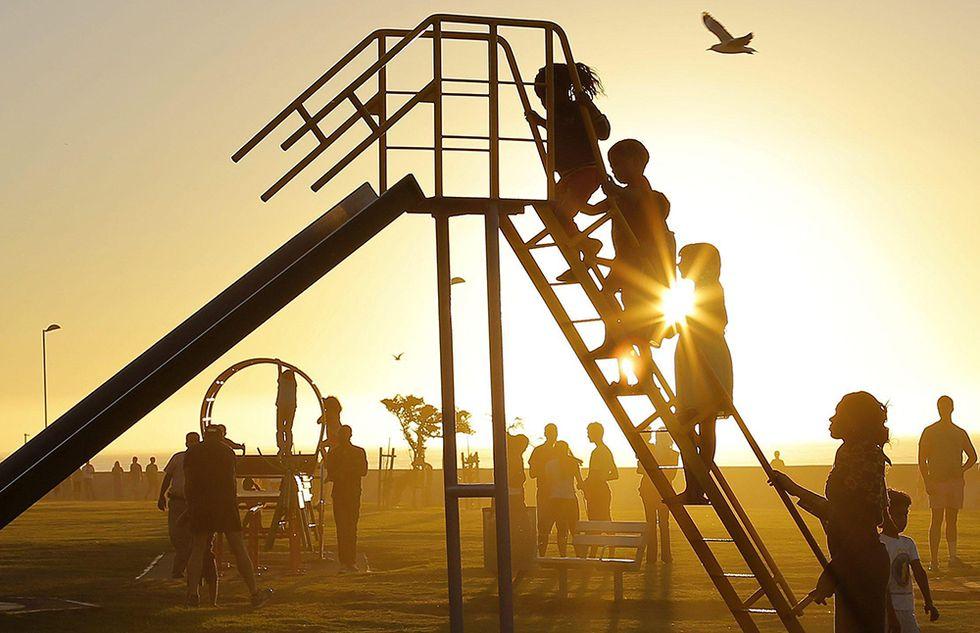 Il parco giochi, l'inferno delle mamme