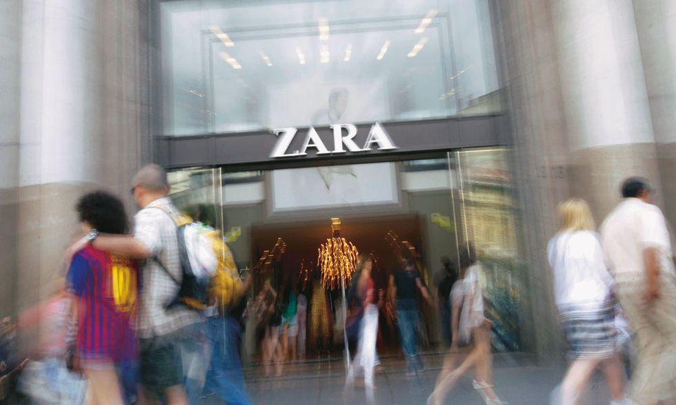 La Z di Zara