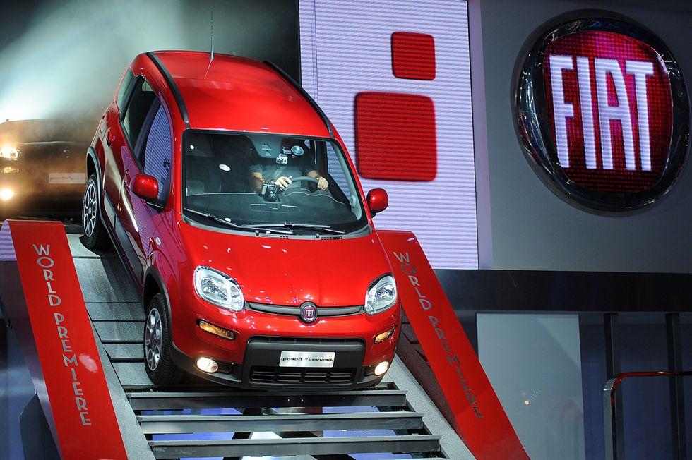 Panda, Punto e Ypsilon le più vendute in casa Fiat