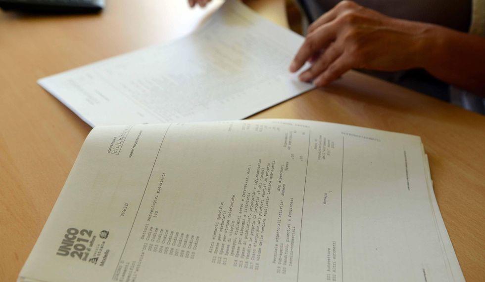 Redditometro, il problema dell'onere della prova