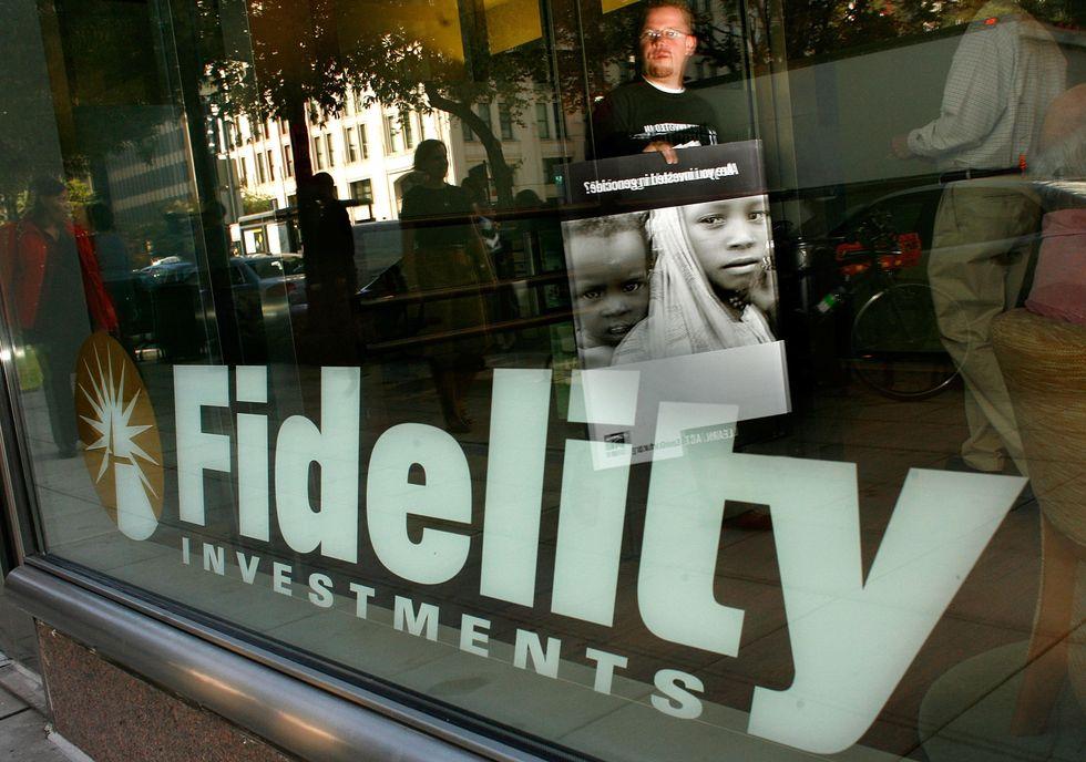 Fidelity si affida alla regina della finanza: Abigail Johnson