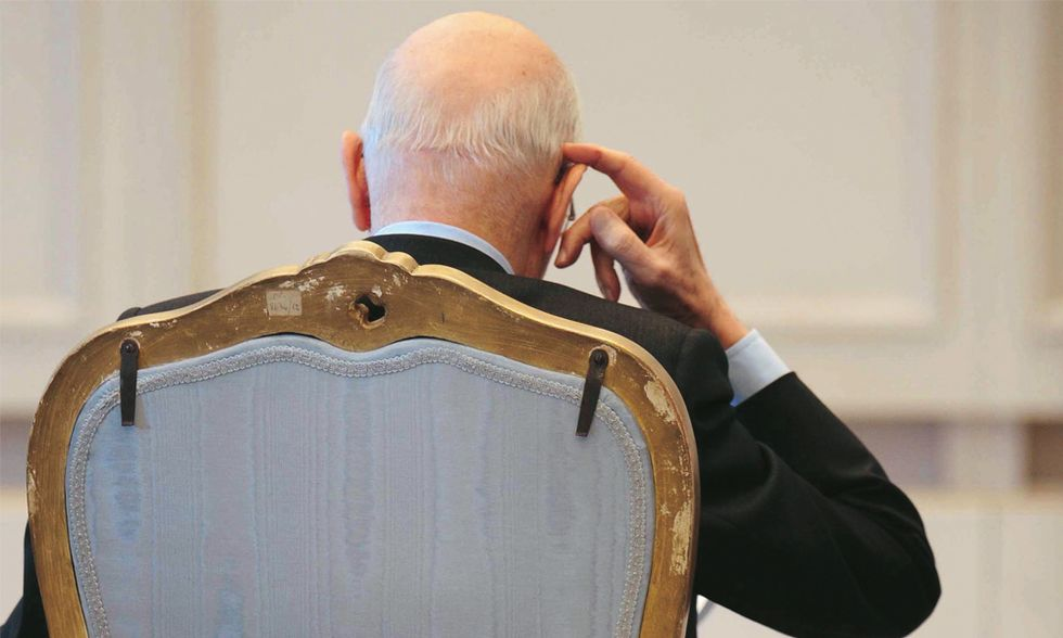Re Giorgio (Napolitano) ha un erede Amato