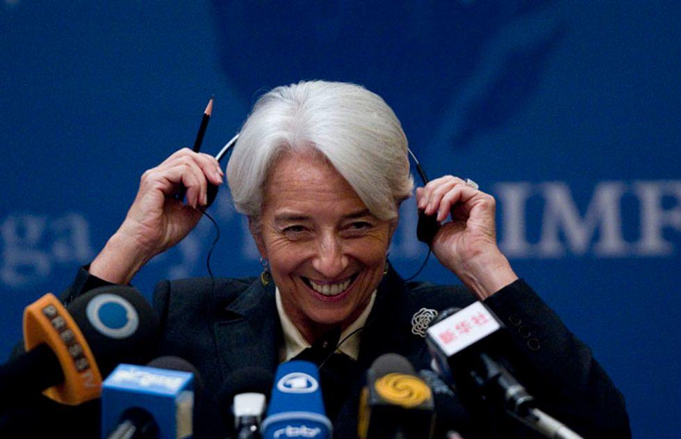 Fmi e austerità: tutti gli errori del 2012