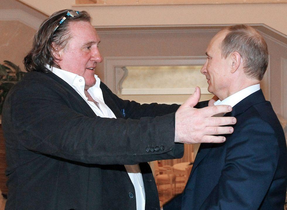 Gli altri Depardieu: ecco i ricchi in fuga dal fisco