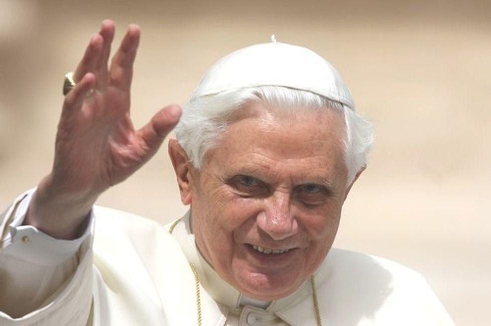 Benedetto XVI guarda allo scacchiere internazionale