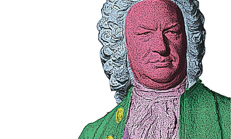 Perché piace quel parruccone di Bach