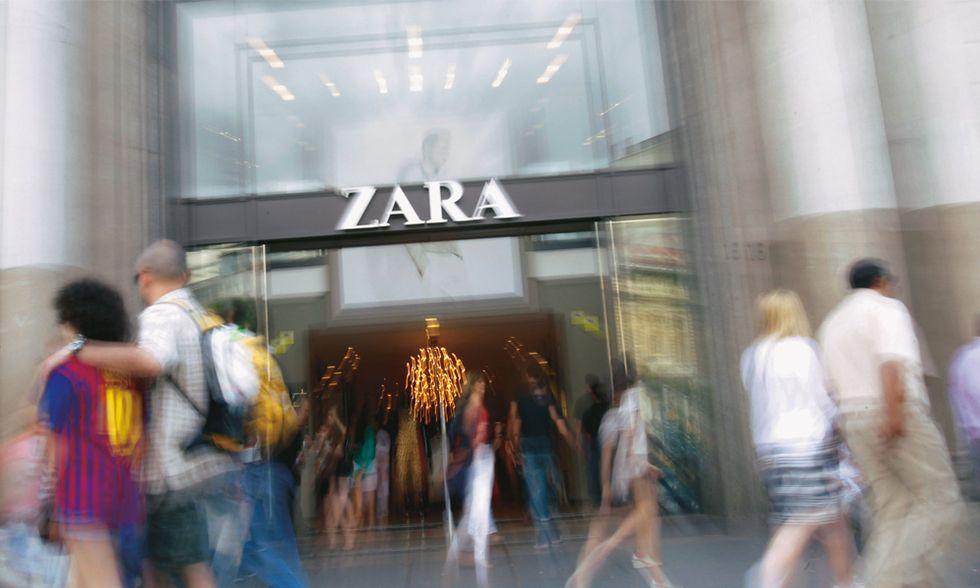 Made in Zara