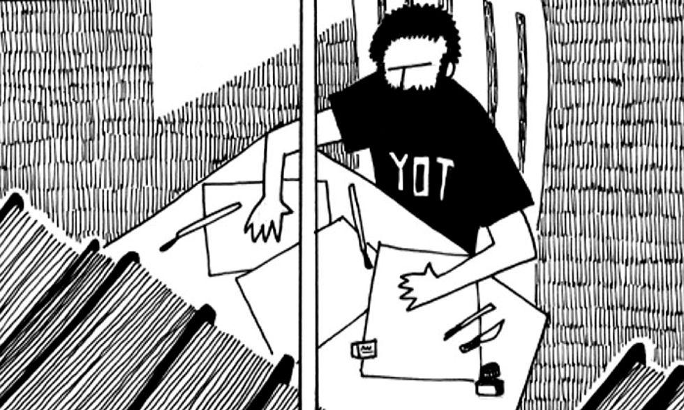 Un 'Dossier TAV' a fumetti: intervista a Claudio Calia