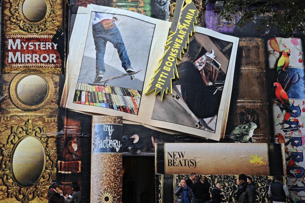 Pitti Uomo, la moda resiste alla crisi