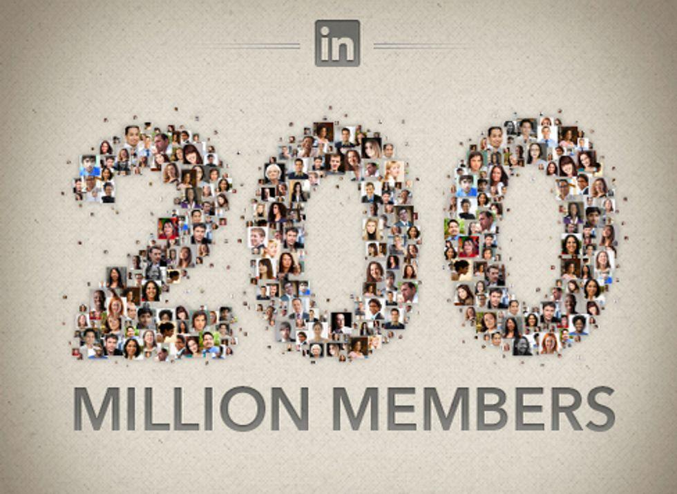 LinkedIn raggiunge i 200 milioni di iscritti. I motivi di un successo planetario
