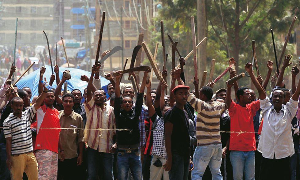 Il Kenya si infiamma in attesa del voto