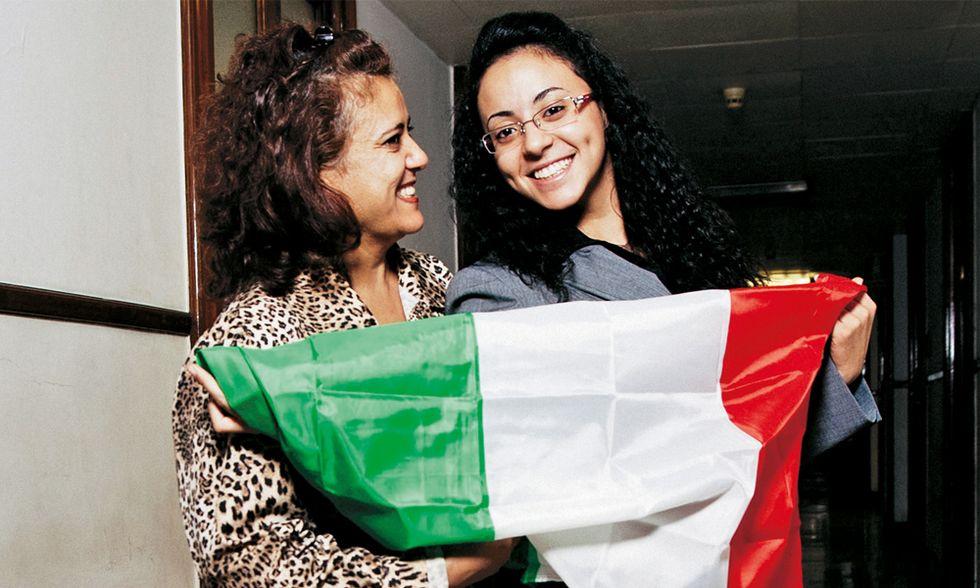 Diritto di cittadinanza. Immigrati italiani