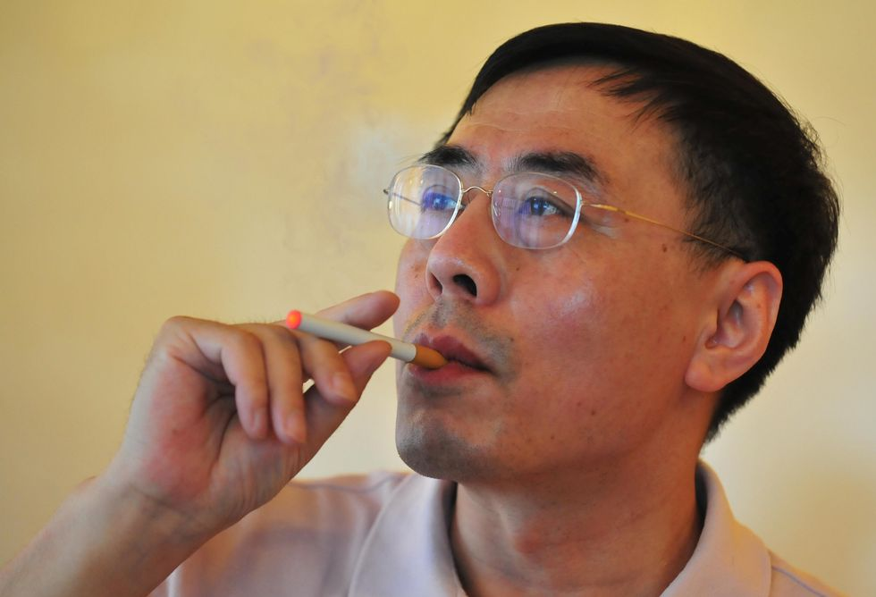 sigaretta elettronica