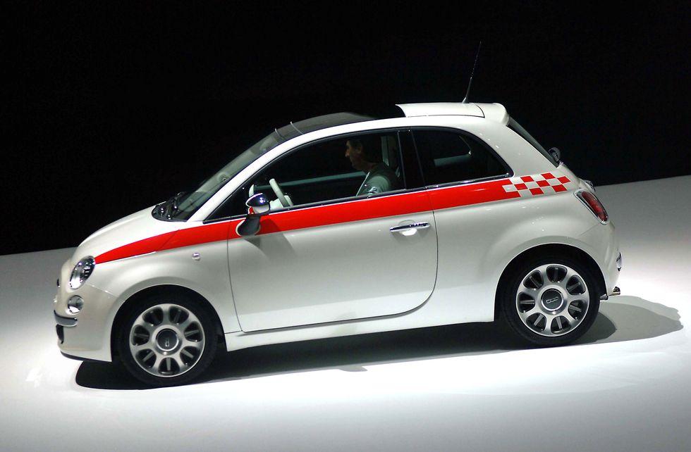 Fiat 500 e Maserati, le star del Salone di Detroit