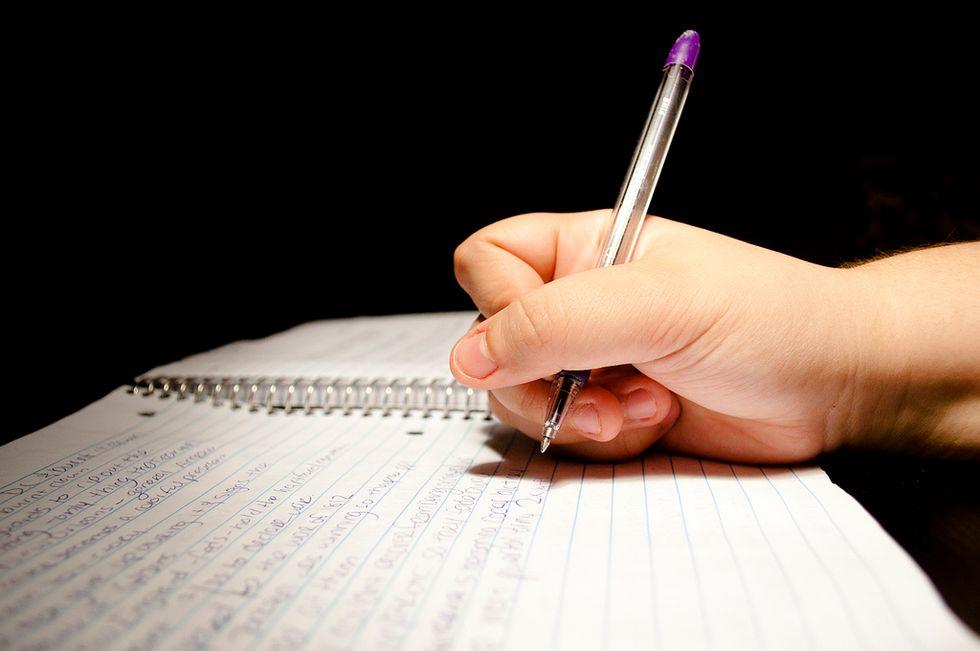 Il touchscreen sta uccidendo la scrittura a mano (ed è un problema)