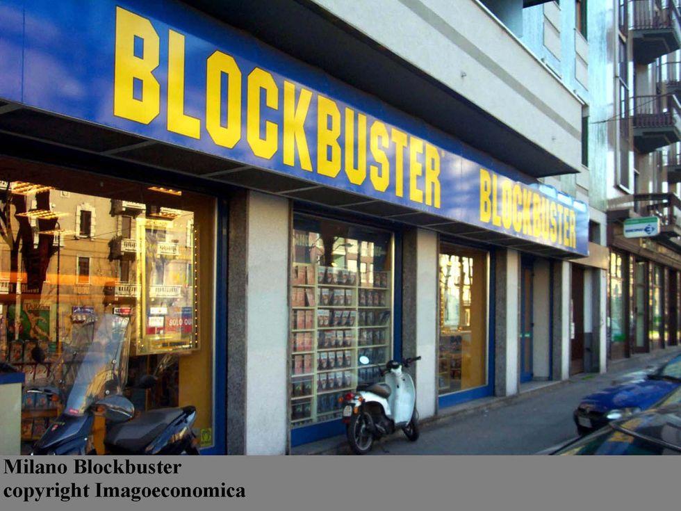 Blockbuster, fine di un mito