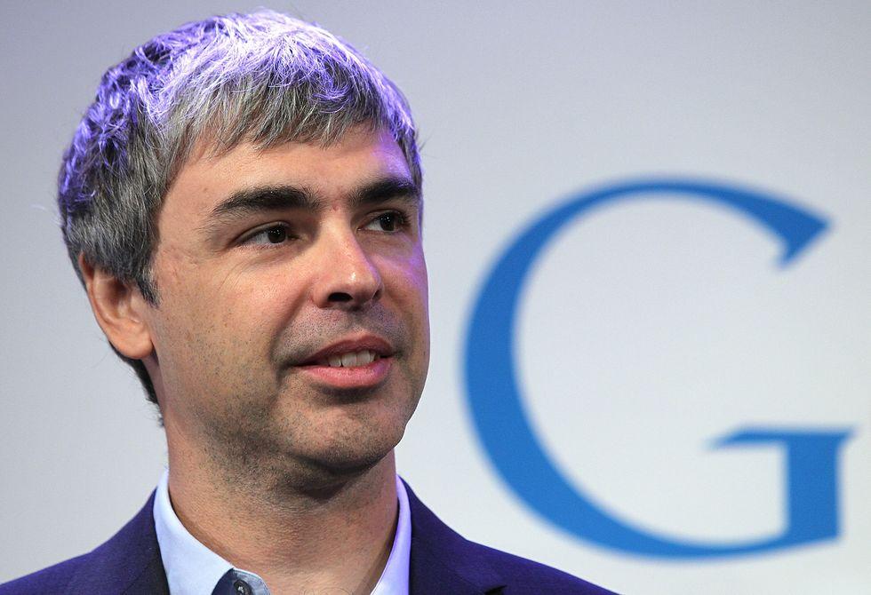Larry Page: ecco i tre errori del business