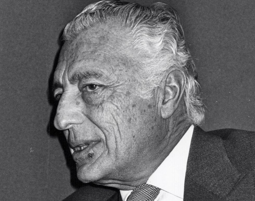 Gianni Agnelli, l'Avvocato and me