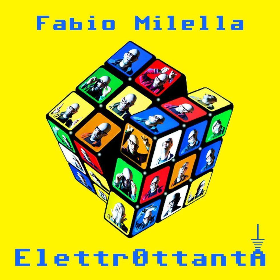 Nostalgia degli Ottanta: lo show elettro pop di Fabio Milella