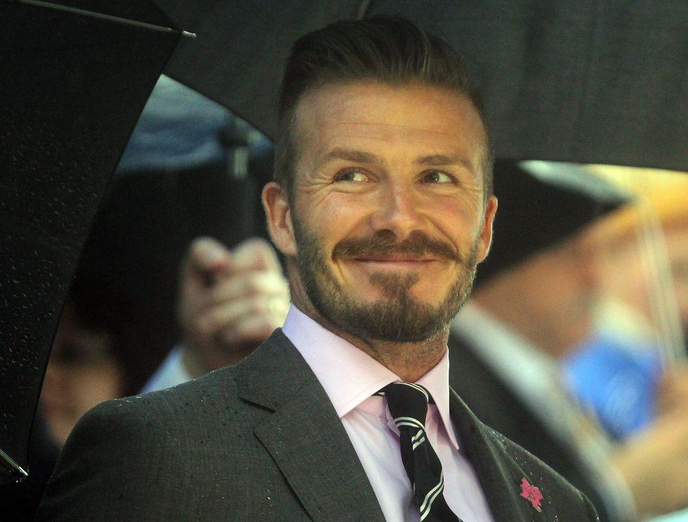 Perché Beckham non va a Sanremo